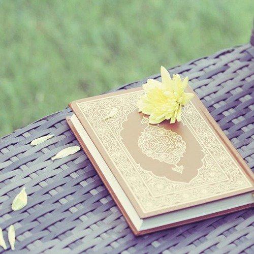 """As-Sha'bî a dit : """"Lorsque tu récite le Coran, fais-le comprendre à ton coeur et entendre à tes oreilles."""" [As-Shu'ab (1927)]"""