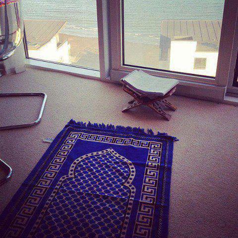 La prière est :