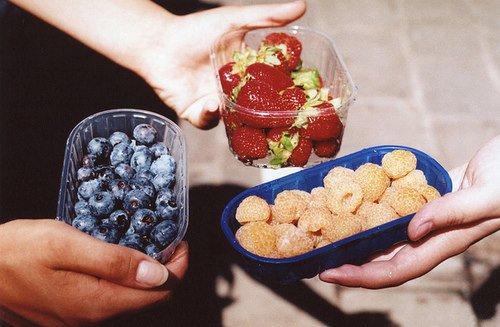 Donner de la nourriture pour rompre le jeûne