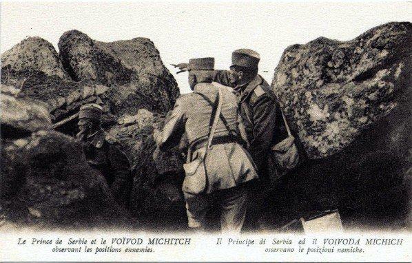 XXème siècle et 14-18: les victimes Serbes