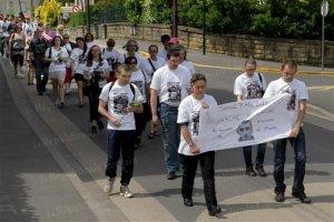 marche silencieuse du 7 Mai en l'honneur de Jacques