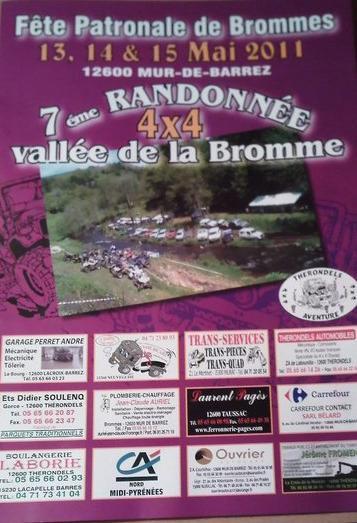 Fetes a Brommes 2011