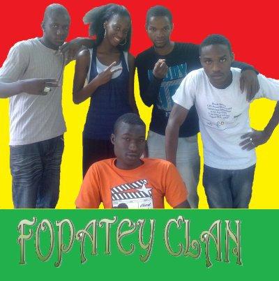FOPATEY CLAN / FOPATEY CLAN  RIMK KATI WEEZY (2011)