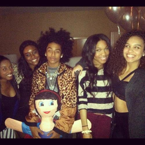 PRINCE & RAY AT THE PARTY !