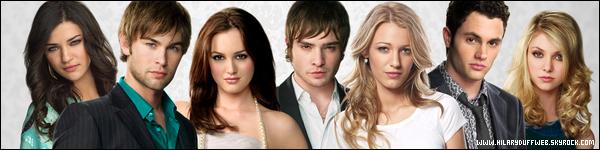 .  La saison 3 de Gossip Girl sur NT1 à partir du 30 Juillet avec la participation d'Hilary Duff !     . Voilà déjà quelques semaines que la nouvelle fut annoncée; Gossip Girl change de chaîne et se retrouve maintenant sur NT1 en prime time tous les samedis soirs. De plus, c'est avec grande surprise que la chaîne NT1 diffuse immédiatement la saison 3 inédite de Gossip Girl afin de combler le retard de la série en France puisque aux USA, la série débutera déjà sa 5ème et peut-être ultime saison. Et pour finir en beauté, Hil' joue durant quelques épisodes dans cette saison; elle y interprète le rôle d'une star du cinéma qui souhaite poursuivre une scolarité universitaire de manière anonyme et elle devra donc gérer ses propres problèmes dont une certaine histoire d'amour avec nul autre que le personnage Dan Humphrey joué par Penn Badgley !  . Regarderas-tu la saison 3 de Gossip Girl ? Si tu l'as déjà vue, comment as-tu trouvé Hil' ?    .