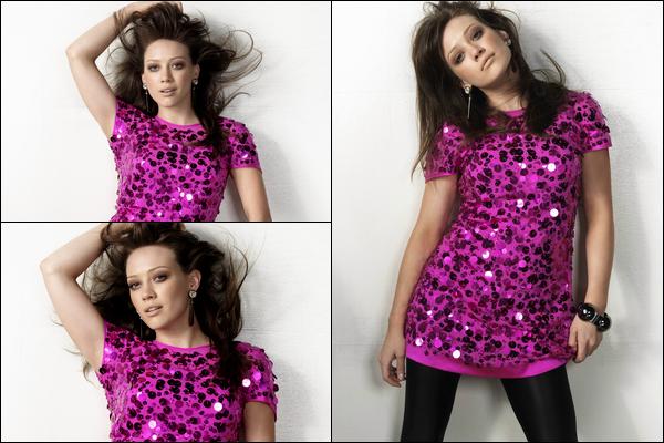 . FLASHBACK ~ Hil' posant avec classe en 2007 pour le célèbre photographe Tony Duran.... She's just unbelievable !  .