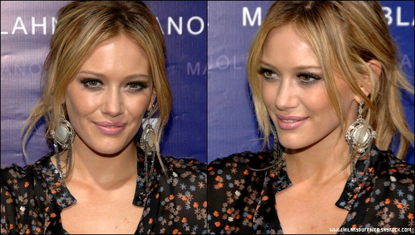 ". FLASHBACK (25 Septembre 2008) ~ Hil' présente lors du ""Rodeo Walk Of Style Awards"" à Los Angeles._.TOP ou FLOP ? ."