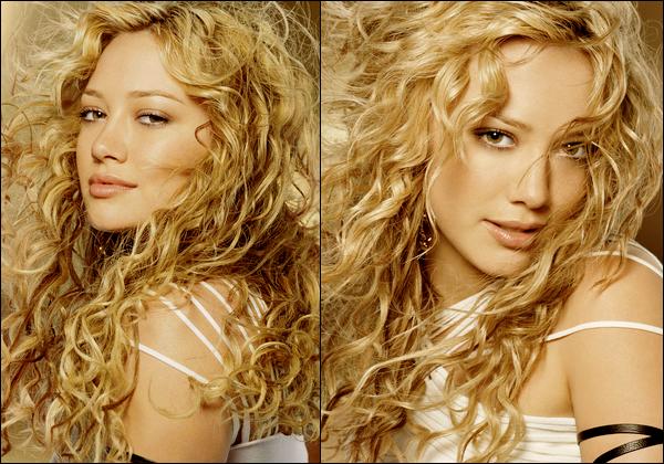 """. FLASHBACK  ~ Shoot de la Duff pour son album """"Hilary Duff"""" qui a été vendu à plus de 2.200.000 d'exemplaires au monde... ! ."""