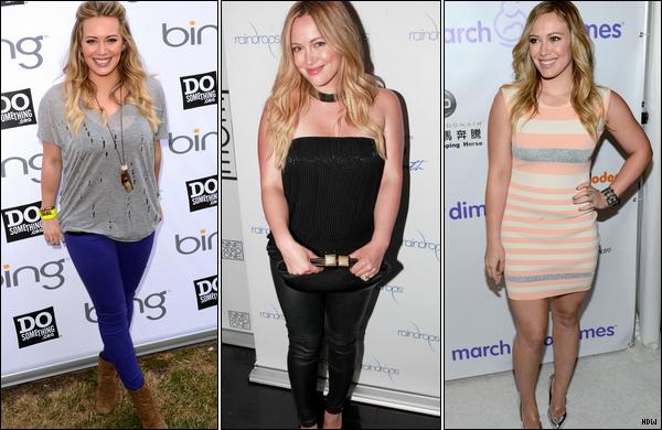 . .→ Inédit sur la plateforme Skyrock : Récapitulatif de l'année 2012 d'Hilary Duff par votre source HDW ! .