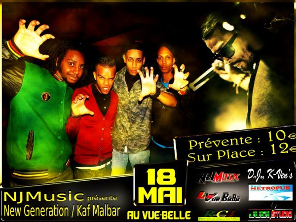 LE 18 MAI ave NJ MUSIC