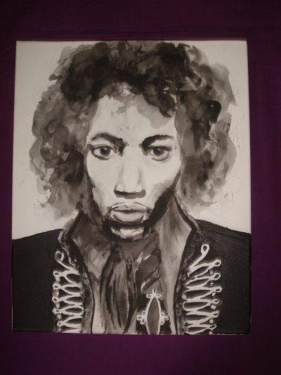 Hendrix , Cherokee