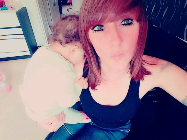 Ma fille zayna je donnerai ma vie pour toi ♡