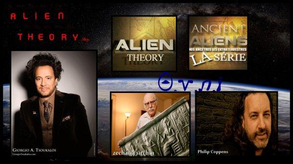 Alien Theory - Série
