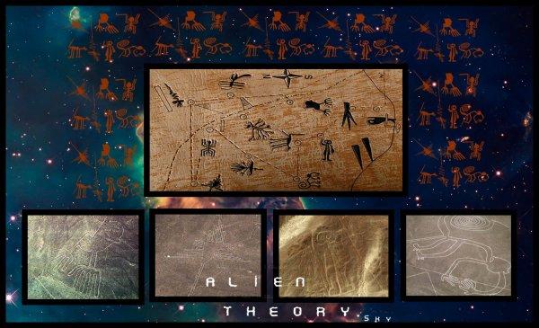 Lignes de Nazca (Géoglyphes)