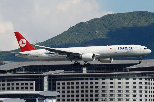 B-777-300ER de Turkish Airlines