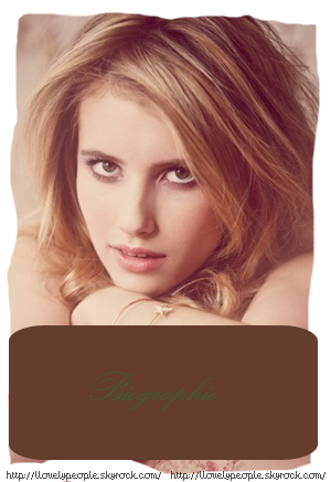 Biographie Taylor Swift , Zooey Dechanel , Emma Roberts