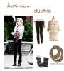Description du style ; d'Emma Roberts