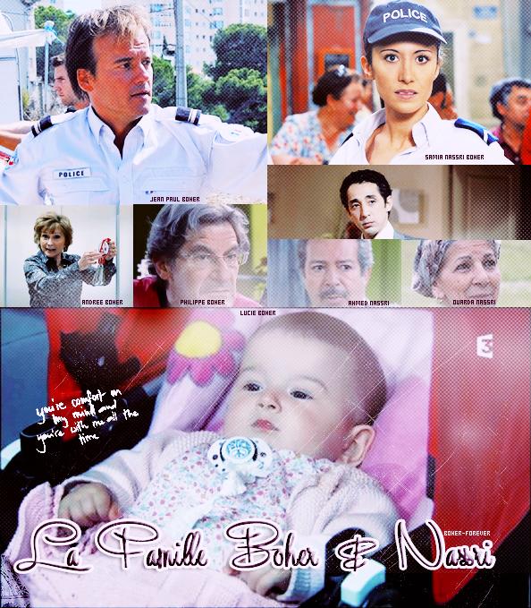 La Famille Nassri & Boher