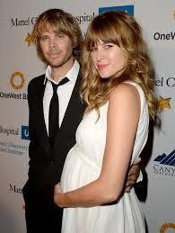 Éric Christian Olsen et sa femme