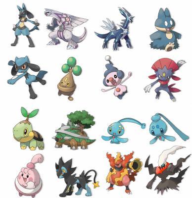 Blog de dracaufeu64 page 19 les pokemon - Pokemon 6eme generation ...