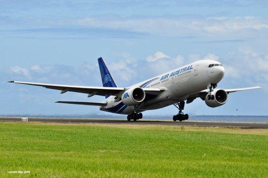 Mon reve La compagnie Air Austral