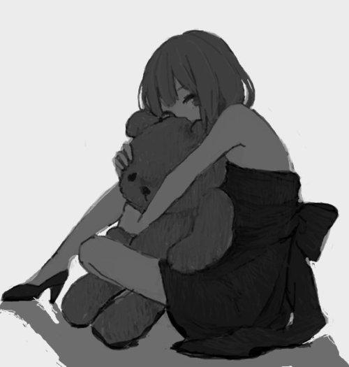 Image Manga Fille Triste Blog De Lauro17