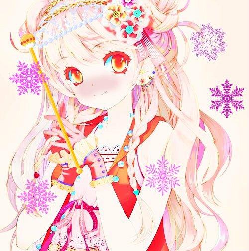 Image manga fille cheveux blanc 8 blog de lauro17 - Photo fille manga ...