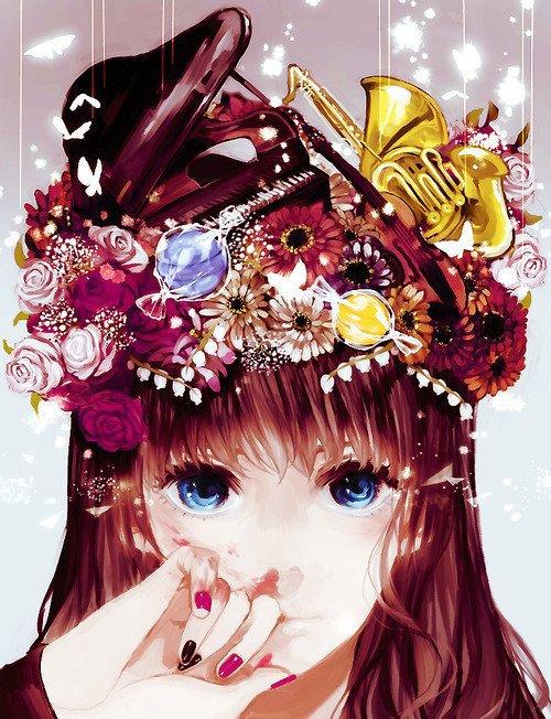 Image Manga Fille Brune 52 Blog De Lauro17
