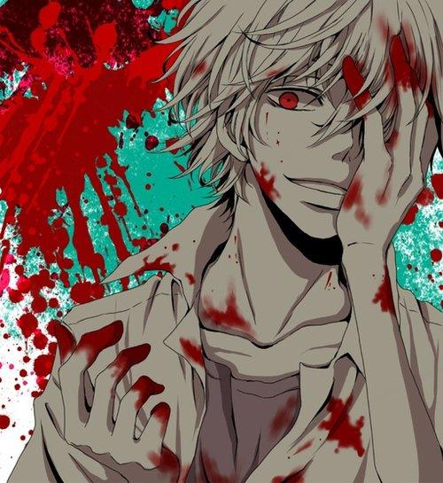 Yandere Anime boy Manga