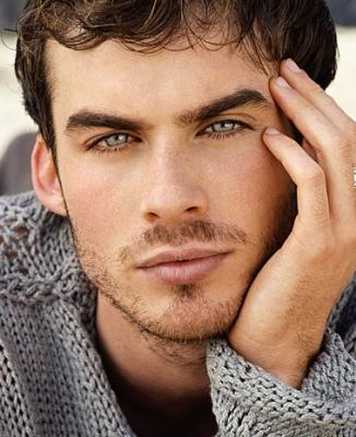 Beaux Mec Photo ♥ plus beaux yeux → plus beau mec → ian somerhalder ♥ - the