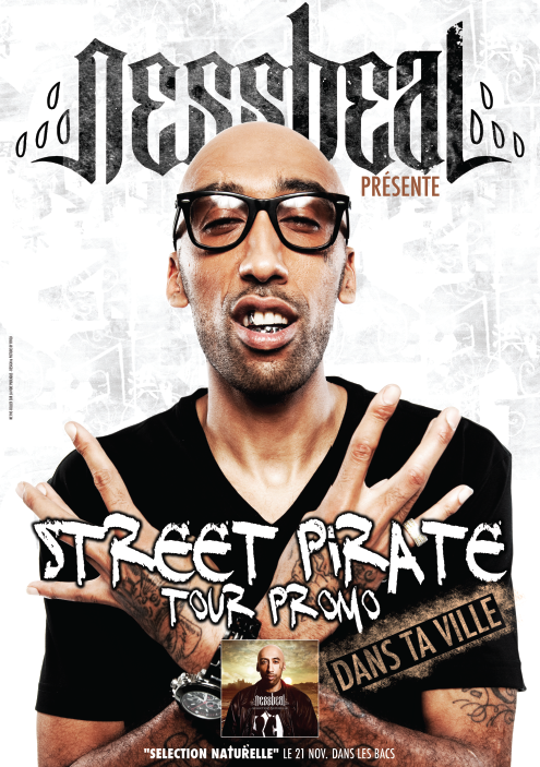 STREET PIRATE TOUR .ıllılı. Facebook Fan Officiel .ıllılı. Site Officiel .ıllılı.