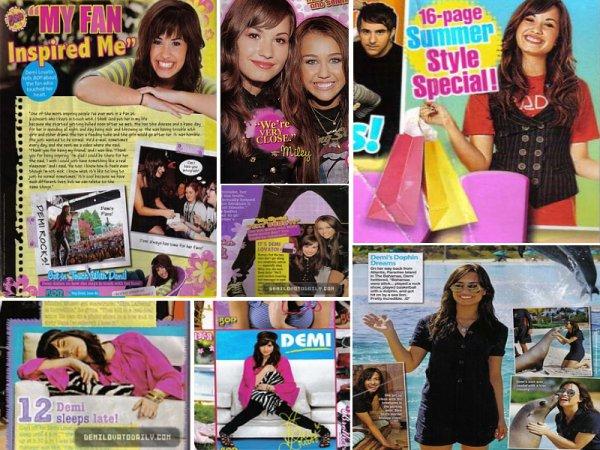 Scan de Magazine !
