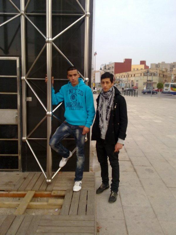 M&& and wàlùùd and marouan