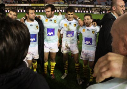 Maillot USAP de David MARTY (2009/2010) Top 14