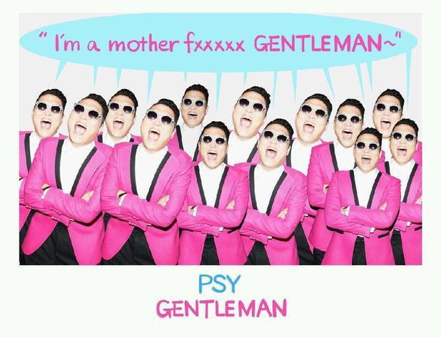 le new psy (gentleman)