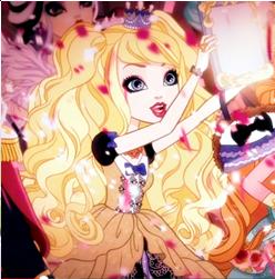 Crazy Blondie !
