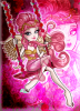 Cupid reine des coeurs