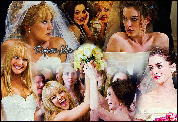 . ► Catégorie Film Comédie Romantique : Meilleures Ennemies (Bride Wars) est un film américain réalisé par Gary Winick et sorti en 2009 avec comme acteurs principaux Kate Hudson , Anne Hathaway puis Bryan Greenberg et Chris Pratt .  .