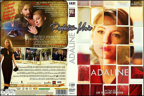 . ► Catégorie Romance , Fantastique , Drame : Adaline (The Age of Adaline) est un film américain de Lee Toland Krieger sorti en salles en avril 2015 avec comme acteurs principaux Blake Lively , Michiel Huisman puis Harrison Ford .  .