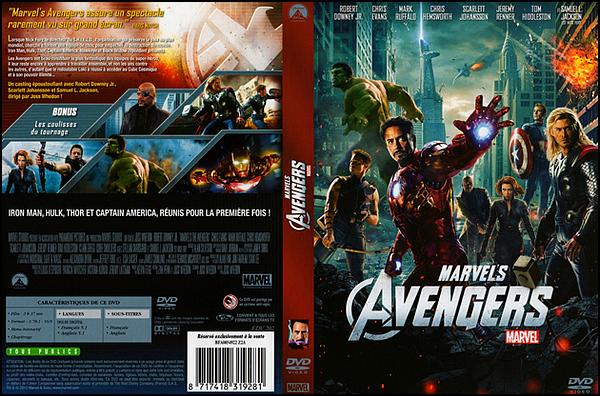. ► ● ● Catégorie Film d'Action : Avengers ( The Avengers ) est un film de super-héros américain réalisé par Joss Whedonet qui est sorti en 2012 avec comme acteurs principaux Robert Downey Jr., Chris Evans, Mark Ruffalo et Scarlett Johansson ● ● .  .