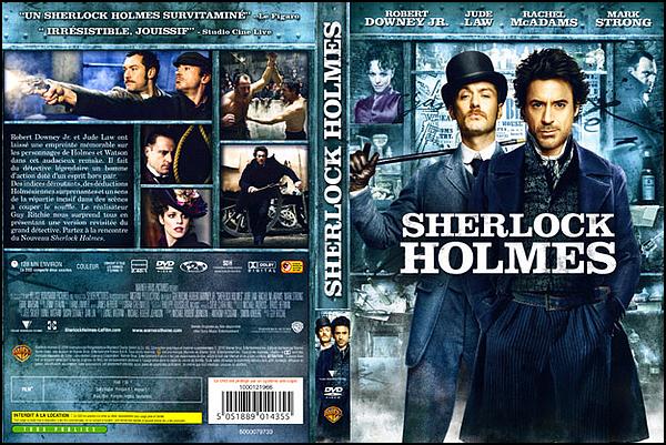 . ► ● ● Catégorie Film Policier , d'Action et d'Aventure : Sherlock Holmes est un film réalisé par Guy Ritchie et qui sorti en 2009 avec comme acteurs principaux Robert Downey Jr et Jude Law puis Mark Strong ● ● .  .