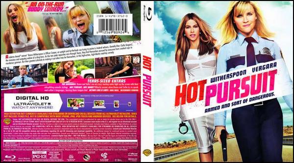 . ► ● ● Catégorie Film d'Action et Comédie :Hot Pursuit est un film de Anne Fletcher produit par Dana Fox et qui est sorti le 8 mai 2015 avec comme acteurs principaux Reese Witherspoon, Sofia Vergara et Matthew Del Negro ● ● .  .