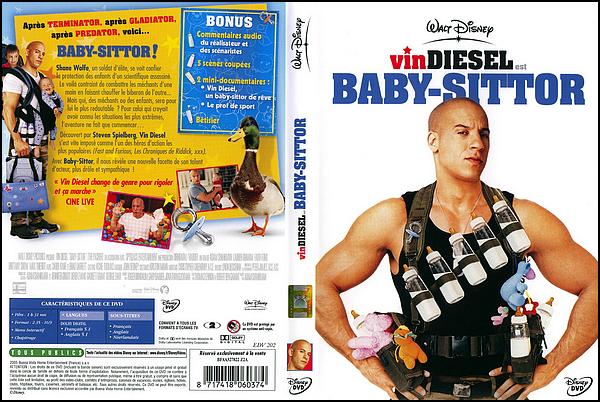 . ► ● ● Catégorie Film Comédie Dramatique et d'Action : Baby-Sittor (The Pacifier) est un film américain qui est sorti en 2005 avec comme acteurs principaux Vin Diesel, Brittany Snow, Brad Garrett ● ● .  .