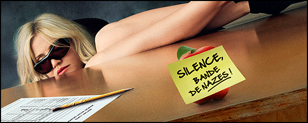 . ► ● ● Catégorie Film Dramatique & Policier : Veronica Mars est un film américain coécrit et réalisé par Rob Thomas et qui est sorti en 2014. C'est la suite de la série télévisée du même nom.  Il présente la particularité d'avoir été financé par les fans de la série, qui réclamaient une conclusion après son soudain arrêt avec comme acteurs principaux Kristen Bell, Jason Dohring, Enrico Colantoni et Krysten Ritter ● ● .  .