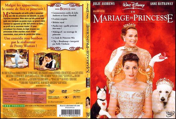 . ► ● ● Catégorie Film Comédie Jeunesse & Romantique : Un mariage de Princesse est un film américain de Garry Marshall sorti en 2004 avec comme acteurs principaux  Anne Hathaway, Julie Andrews, Hector Elizondo ● ● .  .