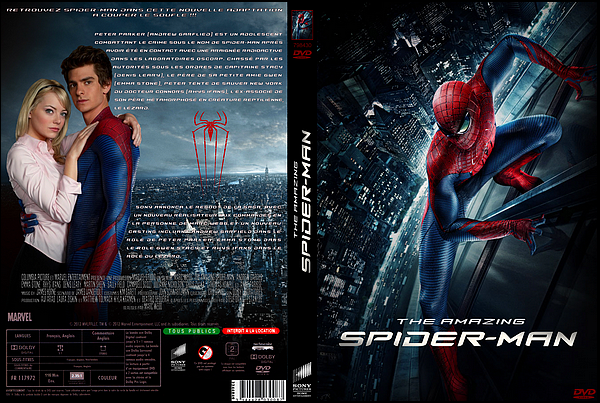 . ► ● ● Catégorie Film d'Aventure & d'Action : The Amazing Spider-Man1 est un film de super-héros de Marvel Comics avec comme acteurs principaux Andrew Garfield et puis Emma Stone qinsi que Rhys Ifans ● ● .  .