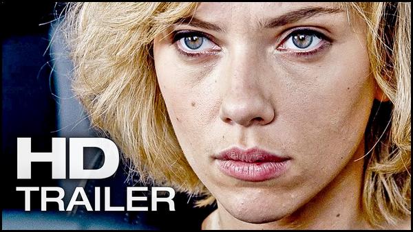 . ► ● ● Catégorie Film d'Action et de Science-Fiction : Lucy est un film français écrit et réalisé par Luc Besson et qui est sorti en 2014 avec comme acteurs principaux Scarlett Johansson et Morgan Freeman . ● ●  .