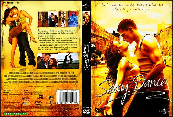 . ► ● ● Catégorie Film Dramatique et Romantique & Musical : Sexy Dance (Step Up) est un film réalisé par Anne Fletcher et qui est sorti en 2006 avec comme acteur principaux Channing Tatum , Jenna Dewan , Drew Sidora , Alyson Stoner . ● ●  .
