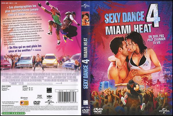 . ► ● ● Catégorie Film Musical et Romantique : Sexy Dance 4 : Dansez dans les rues (Step Up Revolution) est un film de Scott Speer et qui est sorti en 2012 avec comme acteur principaux Ryan Guzman , Kathryn McCormick . ● ●  .
