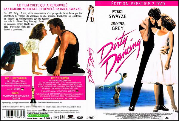 . ► ● ● Catégorie Film Musical : Dirty Dancing est un film américain réalisé par Emile Ardolino et qui est sorti en 1987 avec comme acteur principaux Jennifer Grey, Patrick Swayze, Cynthia Rhodes . ● ●  .